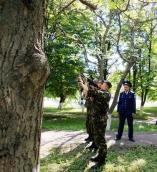 9 мая Украина г. Никополь пос. Каменское