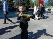 Мой внук, будущий ЗАЩИТНТК, Борисов Дмитрий-7 лет